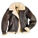 Chaqueta aviador B-3<br>Bomber Flight Jacket
