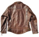 Vintage Motorcycle Jacket<br> Schott New York