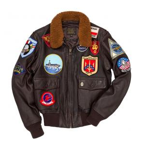 Cazadora Top Gun <br>Movie Heroes Top Gun Navy
