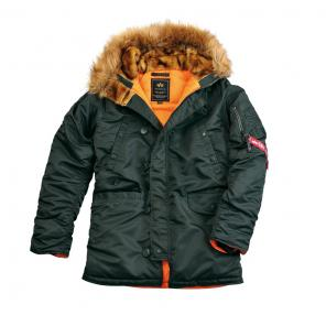 Parka Alpha N-3B  VF 59<br> Extreme cold weather jackets