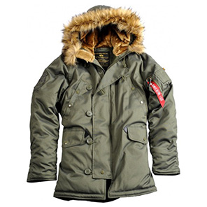 Parka  Alpha industries Explorer.