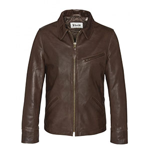 Casual jacket Cowhide<br/> Schott nyc