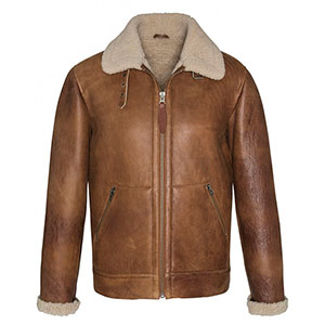 Retro Jacket Sheepskin<br/>Schott nyc