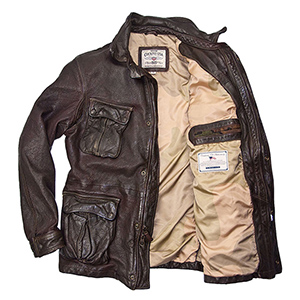 Clásico Chaquetón .Dispatch Motorcycle Jacket.<br>Cockpit USA