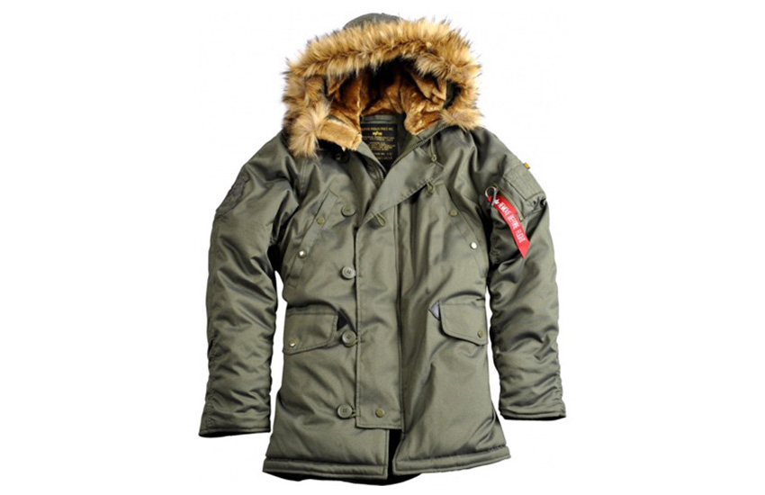 Parka Explorer Alpha industries