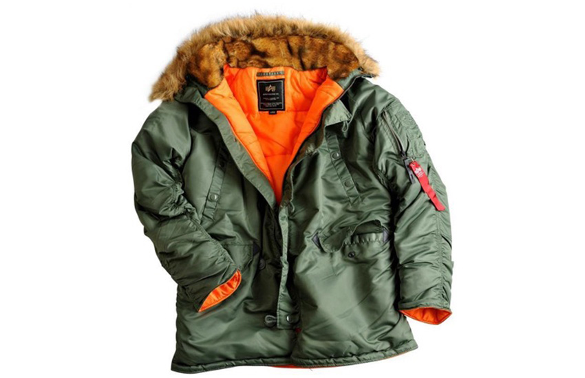 Parka N3B VF 59 <br>Alpha Industries