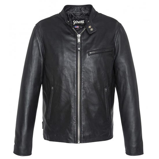 Cafe Racer Jacket Cowhide