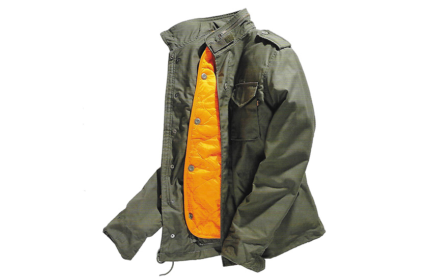 Chaquetón Militar Alpha Industries<br>M-65 HERITAGE