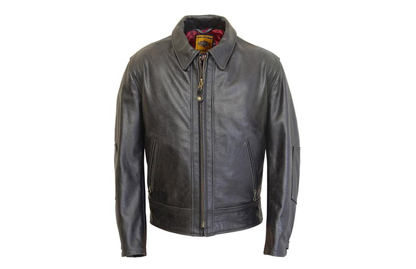 Vintage Motorcycle Jacket<br> Schott New York
