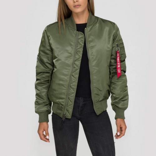 Cazadora Bomber mujer Alpha Industries.