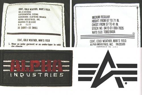 Cazadora Piloto Bomber<br>Alpha Industries