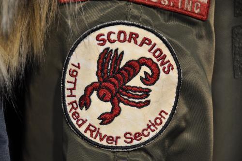 Parka Militar Crossfire<br>Schott nyc