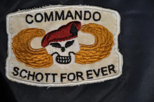 Chaqueta Piloto Naval<br>Schott nyc