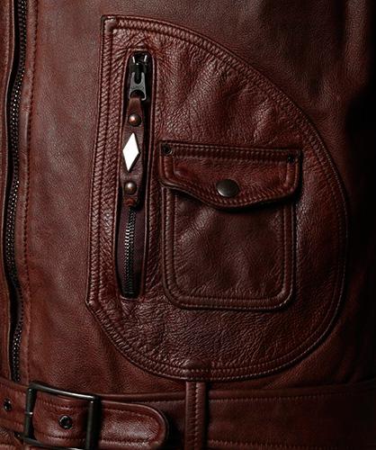 Chaqueta Perfecto® Schott D-Pocket